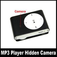 Music MP3 player mini hidden camera dvr  Recorder