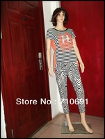 2013 hot selling fashion one size zebra-stripe print breathable Harem Pants Harem Pants Fergie Haroun pants bandage dress