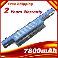 7800mah Laptop Battery For Acer Aspire 5736Z 5736ZG 5741 5741G 5741Z 5742 5742G 5742Z 5742ZG 5750 5750G 5750TG 5750Z 5750ZG 5755