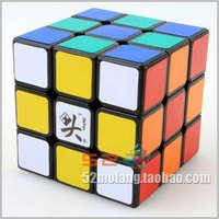 NEW Dayan 4 LunHui 3x3x3  Speed Magic Cube 6 Color DA YAN