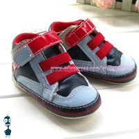 Baby sneakers PU soft bottom to prevent slippery infant shoes prewalker first walkers 3pairs/lot free shipping 0576