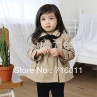 5pcs/lot, Autumn and Spring Baby Girls' Coat, Children's Top, Kids Jacket, 340#