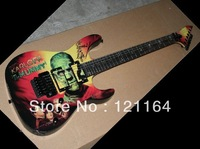 best arrival karloff tlmummy movies signature Electric Guitar throught in neck OEM Available Cheap in stock