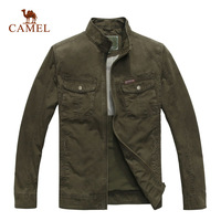 Camel men's clothing casual jacket outdoor casual fashion clothing Men casual outerwear thin male 2f15621