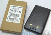 Li-ion battery For Yaesu Vertex VXA-160 VXA-220 2400mAh