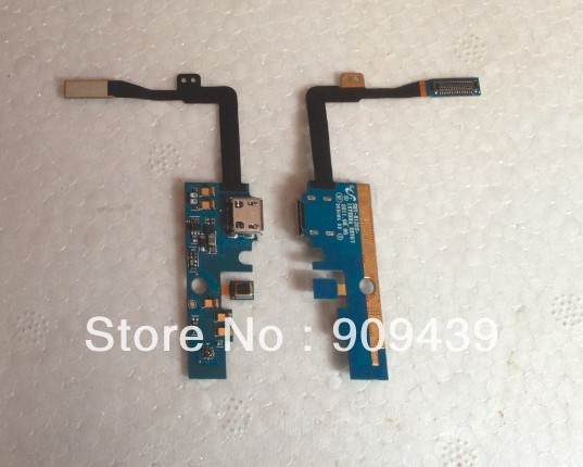 Genuine Mobile Phone Dock connector charging port USB flex cable For phone e120s(China (Mainland))