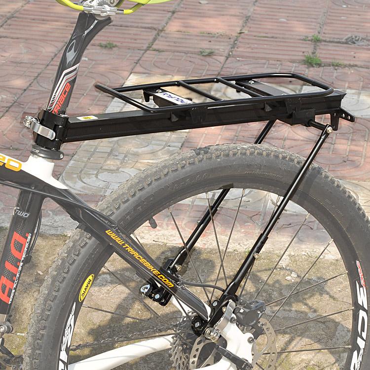Багажник на двухподвесный велосипед своими руками 98