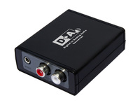 Digital to Analog Audio Converter is designed for either home or professional audio switching LKV 3088 Free Shipping