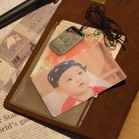 Travelers notebook pocket paste type storage bag modori general