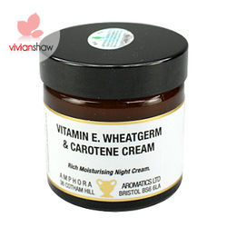 Free Shipping Aa vitamin e wheat germ cream 60ml moisturizing blemish(China (Mainland))
