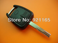 Opel 3 button remote key shell