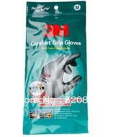 Brand 3M comfort wear-resistant / slip-resistant gloves /anti-labor gloves /safety gloves nitrile gloves m