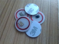 10pcs/Lot   HF 13.56Mhz NFC Smart Card/Stickers/Tags Can working  BlackBerry/ Sony /Nokia/ HTC /Android  Free shipping