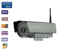 Waterproof IP WIFI IR night vision 20m good quality CCTV Outdoor bullet  Camera  F-M105