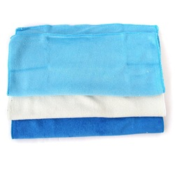 Free shipping Ultrafine fiber small home hand towel facecloth handkerchief 3(China (Mainland))