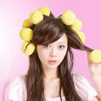 Sponge hair curlers kinkiness ball hairdressing tool ball hair curlers