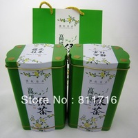2013 chinese green  tea set gift pack,500 g longjing dragon well green tea, tea gift box packing,Non-fermented tea lose weight