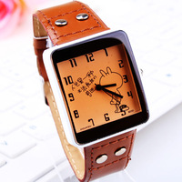 TUZKI non-mainstream fashion strap watch quartz watch 159209