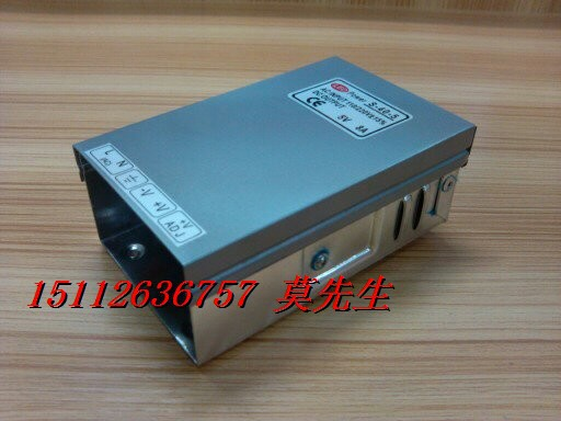 Manufacturers supply 5V8A40W rain LED switching power supply, competitive price and high quality(China (Mainland))