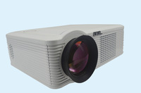 Cost - effective projector household LED projector and meeting office projector AV signal input/HDIM/VGA/USB/TV