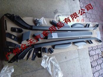 Heavy Duty Aluminium Alloy Luggage Rack Roof Rail Car Roof Rack for Land Rover Freelander 2