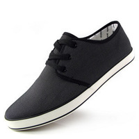 Free shipping 2013 fashion hot-selling men's low canvas shoes popular male lacing casual single shoes 220