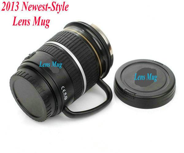 With handle lens mug new style(China (Mainland))