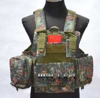 Tactical vest outdoor vest ver5 is sc vest