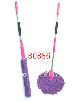 2012 Hot sell microfiber cleaning floor mop, twist mop, magic mop