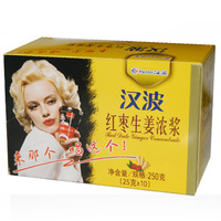 250g dates ginger fruit tea chinese health care the food tops premium top AAAAA food