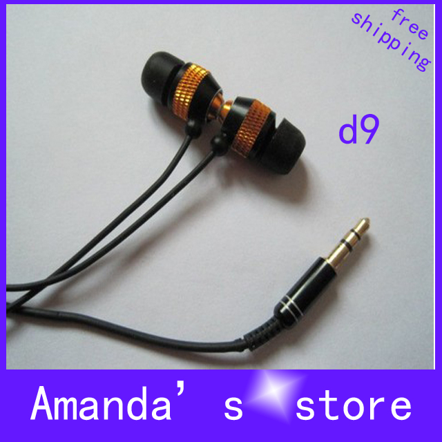 High Quality EARBUD HEADPHONE EARPHONE For ipod touch iphone shuffle mp4 MP5 all 3.5mm Free shipping UPS EMS DHL HKPAM CPAM(China (Mainland))