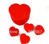 Multiplying Sponge Hearts To Jumbo Mystery /Magic Tricks/Sponge Magic