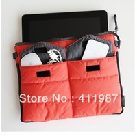 For Apple iPad Bag in Bag Inner Bag Binder Organizer Hangbag Insert FREE SHIPPING JHB-216