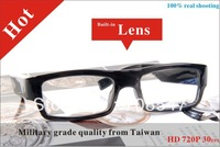8GB Undectable Lens Eyewear Glasses Camera 1280x720 HD Video Recorder Mini Camcorder Hidden Camera