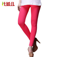 Spring and summer maternity legging 100% cotton legging belly pants ankle length legging -t4