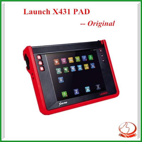 Launch Auto Diagnostic Code Scanner Original Launch X431 PAD 3G WIFI Free Shipping(China (Mainland))