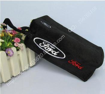 flannelette car paper box case For Ford Fusion iosisX Kuga E350 KugaSUV