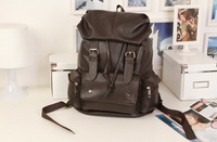 Sell well Korean version travel backpack / Fashion PU leather camping bags women