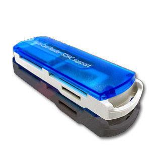 shengli sy-680 card reader mmc hcsd m2 43 1 multifunctional card reader