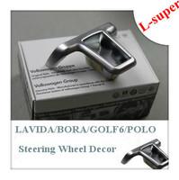 Volkswagen Golf 6/ Polo/ Sagitar/BORA Steering Wheel ABS Decoration