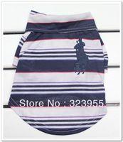 2013 Hot Sale Wholesale Cue Polo Dog T-shirt Polo Pets Summer Wear Quality Polo Dog T-shirt Polo Dogs Summer Wear