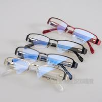 Glasses classic fashion myopia alloy eyeglasses frame glasses frame spring Men Women