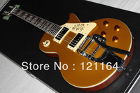 best very nice Musical Instruments custom metal yellow classic electric guitar