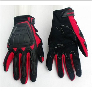 Free shipping Scoyco mc08 full finger gloves motorcycle gloves knight gloves racing