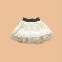 free shipping 2013 spring knitted beaded all-match puff skirt bust skirt gauze short skirt sweet