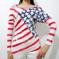 Mushroom women t-shirt 2012 autumn top modal slim sisters equipment