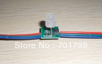 DC12V WS 2811 pixel node,100node a string, non-waterproof,DC12V input;SIZE:13mm*13mm