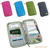 High quality!New Travel Passport Credit ID Card Cash Holder Organizer Wallet Purse Case Bag