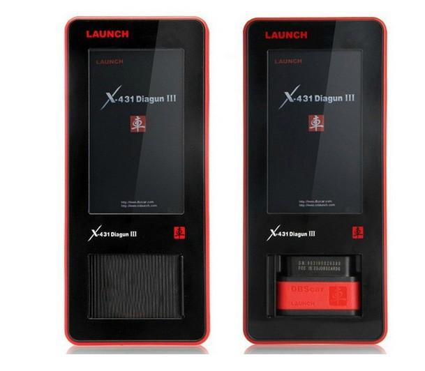 100% Original Globle Version Launch X431 Diagun III Update on Website Auto Diagnostic tool(China (Mainland))