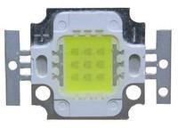 10W High Power LED Cold White 10000k 9-12V 950Lm for plant lighting fish tank